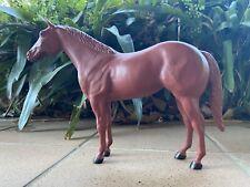 Breyer Toy Horse Quarter Horse Traditional Large Figurine Ornament Pony
