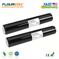 2pack 3.6V 3000mAh Battery For Streamlight Maglight 75175 ST75175 Stinger HP XT