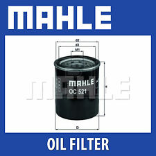 Mahle Oil Filter OC521 - Fits Hyundai Getz, Kia Rio - Genuine Part
