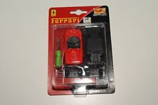 V 1:60 MAISTO METAL KIT FERRARI F50 F 50 RED MINT BOXED.