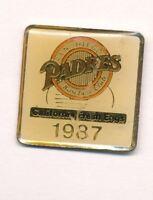 Small Enamel MLB Lapel Pin - San Diego Padres (SDP2)