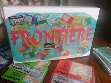 Frontiere Educational geography card game, 211 colorful cards, interesting scori