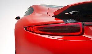 Genuine Porsche Carrera 991 RHD Rear LED Black Red Light Unit Set 99104490121