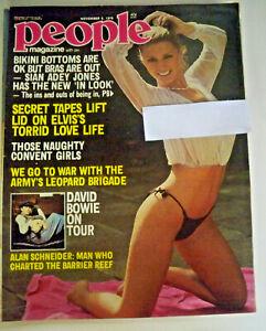 People With Pix Magazine, November 9 1978 - #M117