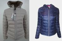 Ex Next Womens Duck Down Feather Winter Hoodie Jacket Coat Top 8 10 12 14 16 18