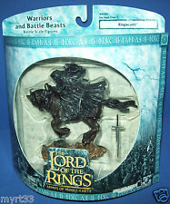 "AOME LOTR Lord of the Rings 3"" Figure - RINGWRAITH running variant MOC"