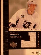 UPPER DECK PREMIER COLLECTION ALEX KOVALEV JER. #40/99!