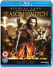 Season Of The Witch [Blu-ray], DVDs