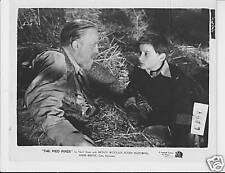 Roddy McDowell VINTAGE Photo Monty Woolley Pied Piper