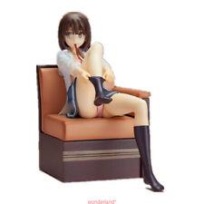 Anime Girl Figure PVC Sexy Saenai Heroine No Sodatekata Katou Megumi  BOX