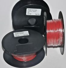 Single Core Auto Cable 14/0.30mm Red 50M Roll