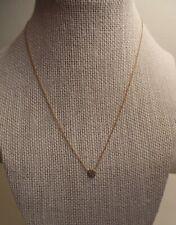 zoe chicco necklace 14 karat gold snowflake pendant with diamonds