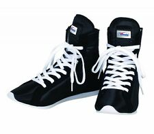 New Winning Boxing Ring Shoes Short Ultra-light Type Rs-100 Black