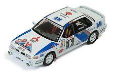 IXO 1/43: RAC231 Mitsubishi Galant VR-4 EVO #32 Rally Monte Carlo 1990 - Gerber