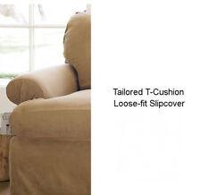 Pottery Barn Chair Slipcovers Ebay