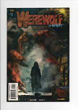 WEREWOLF BY NIGHT #1 Marvel Comics 1997 Paul Jenkins Leonardo Manco