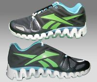 New REEBOK ZIGNANO ZIG DYNAMIC RUNNING SHOES Mens Running Trainers UK 7.5