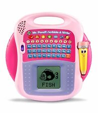 LEAPFROG MR. PENCILS SCRIBBLE AND WRITE PINK ONLINE EXCLUSIVE