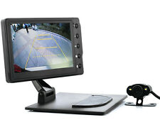 Car Black Box G Sensor Motion Dect Dvr 1080p Recorder + Wireless Reverse Camera