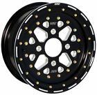 "DWT Sector Beadlock Wheel BLACK 14"" 14x11 5+6 Polaris RZR XP 1000 XP4 XP 4 2014"