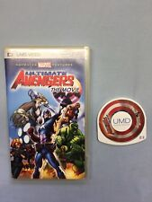 Ultimate Avengers: The Movie (UMD, 2006) PSP Movie