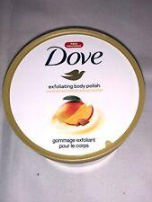Dove Exfoliating Body Polish Almond  & Mango Butter Scented