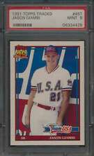 1991 Topps Traded #45 Jason Giambi RC PSA 9  MINT 57619