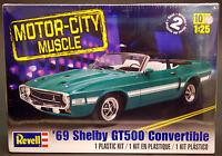 1969 Ford Mustang Shelby GT 500 Convertible, 1:25, Revell 4025 wieder neu 2014