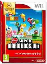Nintendo New Super Mario Bros, Nintendo Wii Lingua Italiano - 2135249