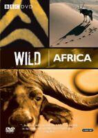 Nuovo Selvatico Africa DVD