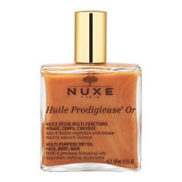 NUXE Huile Prodigieuse OR Multi-Usage Dry Oil Golden Shimmer 100ml Body #3073