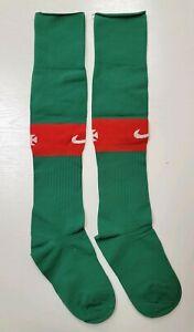 Nike Portugal Football/Soccer Socks Sz L Large