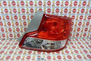 12 2012 13 2013 SCION TC PASSENGER RIGHT SIDE TAIL LIGHT LAMP OEM