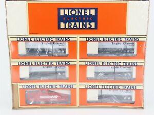 O Gauge Lionel Limited Edition 6-11718 NS Norfolk & Southern Train Set - SEALED