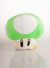 Super Mario Bros - Green Mushroom - 7.5 inch Plush Toy