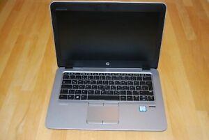 HP Notebook EliteBook 820 G4 i7-7600U 16GB 240GB NVMe neu! HD LTE Win10