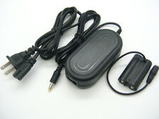 AC Adapter AC-5V+CP04 Coupler For Fujifilm FinePix S2950 S2990 S3200 S3250 S3300