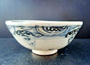 #TCP108 CHINA Mid Ming Blue & White Small Bowl