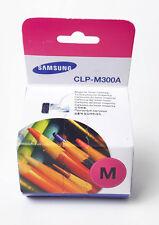 Genuine Samsung CLP-M300A Magenta Toner Cartridge New and Sealed