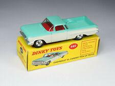 Dinky Toys England - 449 - Chevrolet « El Camino » Pick-Up - 1/43e