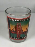 San Francisco California Golden Gate Bridge Shot Glass
