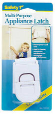 Safety 1st White Multi-Purpose Appliance Latch 48482 Awesome gift!