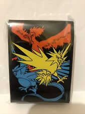 Lot 65 Protèges Cartes / Sleeves - Pokémon - Destinées occultes - SL 11.5 - NEUF
