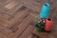 American wanut laccati Herringbone pavimentazione campione 90x18/4mm HW1802