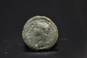 Germanicus AE  of Sardes, Lydia. Magistrate Mnaseas. N67A