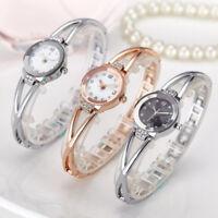 New Fashion Women Steel Belt Student Waterproof Quartz Ladies Wrist Watch