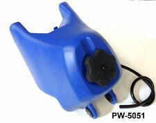 FUEL PETROL GAS TANK Blue FOR YAMAHA PW50 PEEWEE PW PY 50 Pocket DIRT Bike B New