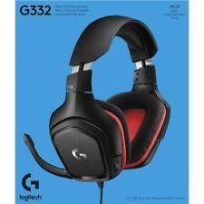 Logitech G332 Gaming Headset PC PS4 Xbox Nintendo Switch Headset New & Sealed