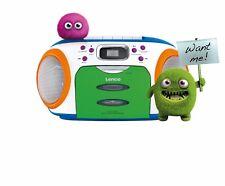Tragbares Stereo Radio für Kinder | LENCO SCR-970 | CD/MP3 | Radio | Kassette