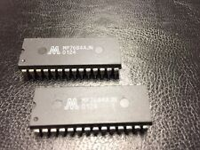 MP7684AJN, CMOS 8 BIT HIGH SPEED ANALOG TO DIGITAL, DIP-28 X2! £15.00ea
